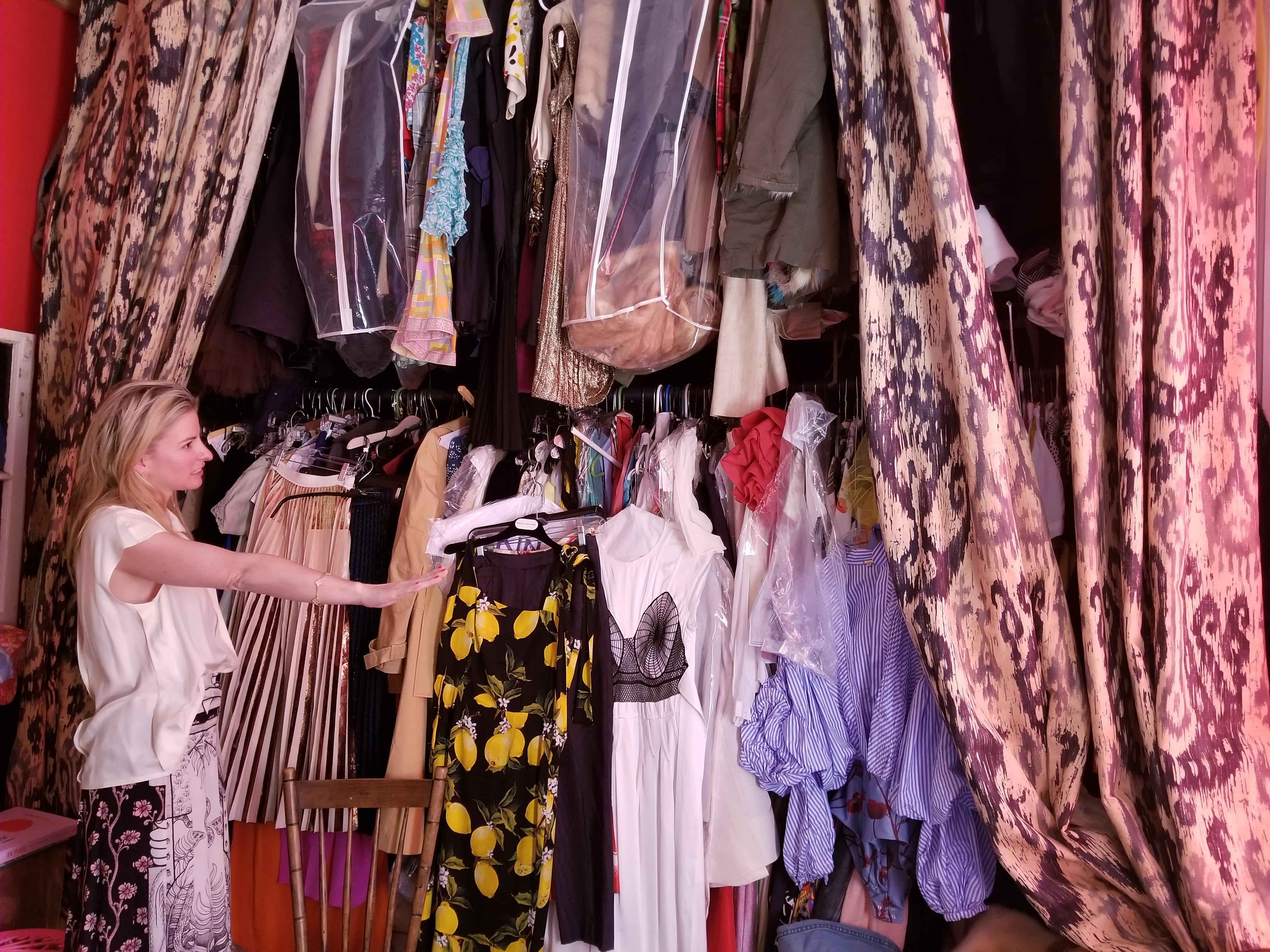 Whitney Closet